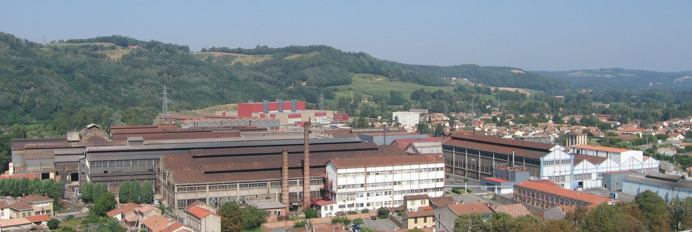 Pamiers France  city images : Usine de Pamiers Wikimedia Commons