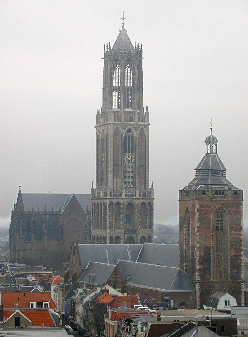 Domtoren Van Utrecht File:utrecht Domtoren Buurkerk