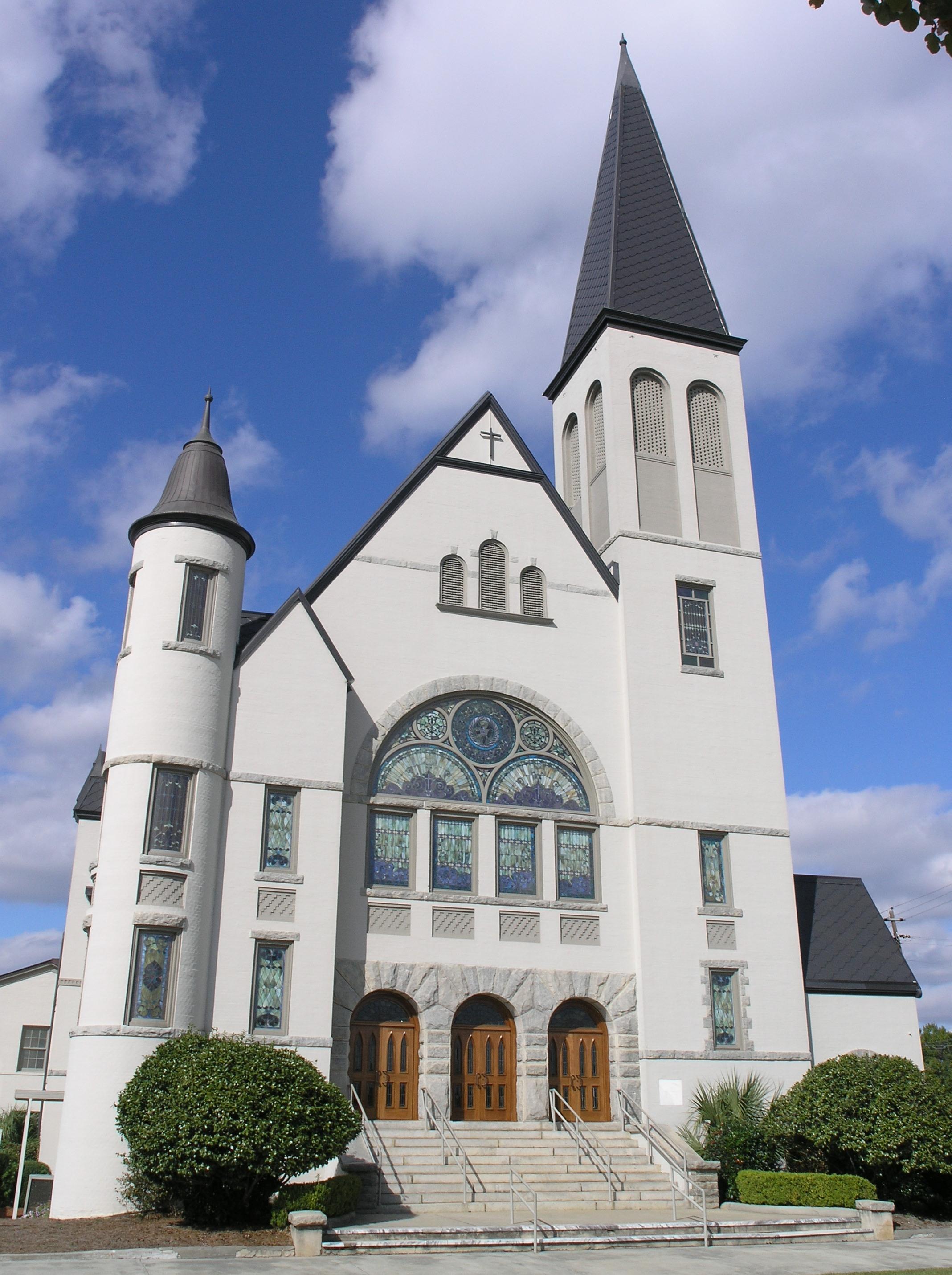 File Valdosta Baptist Church Jpg Wikimedia Commons