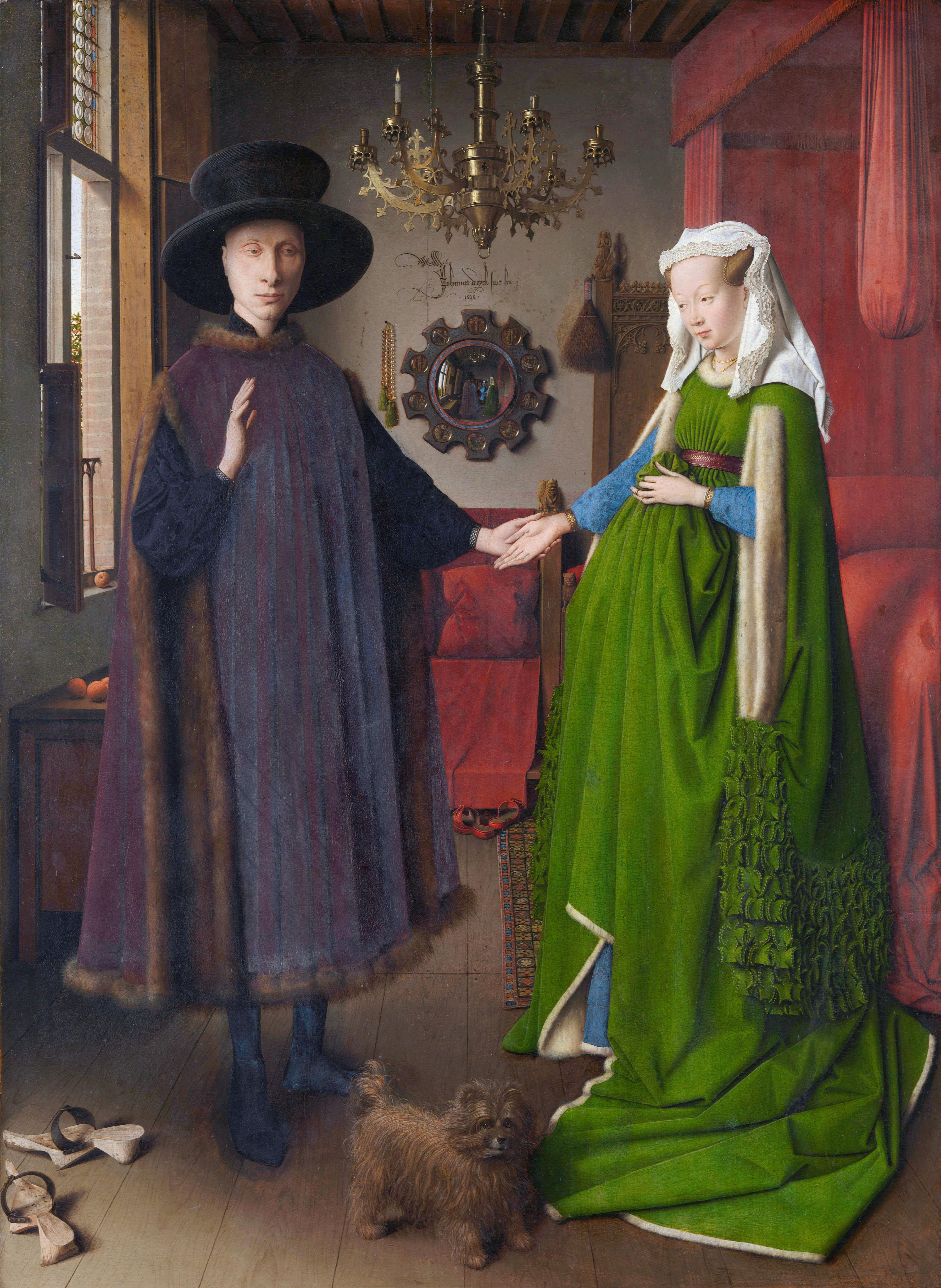 Arnolfini házaspár (festmény) – Wikipédia