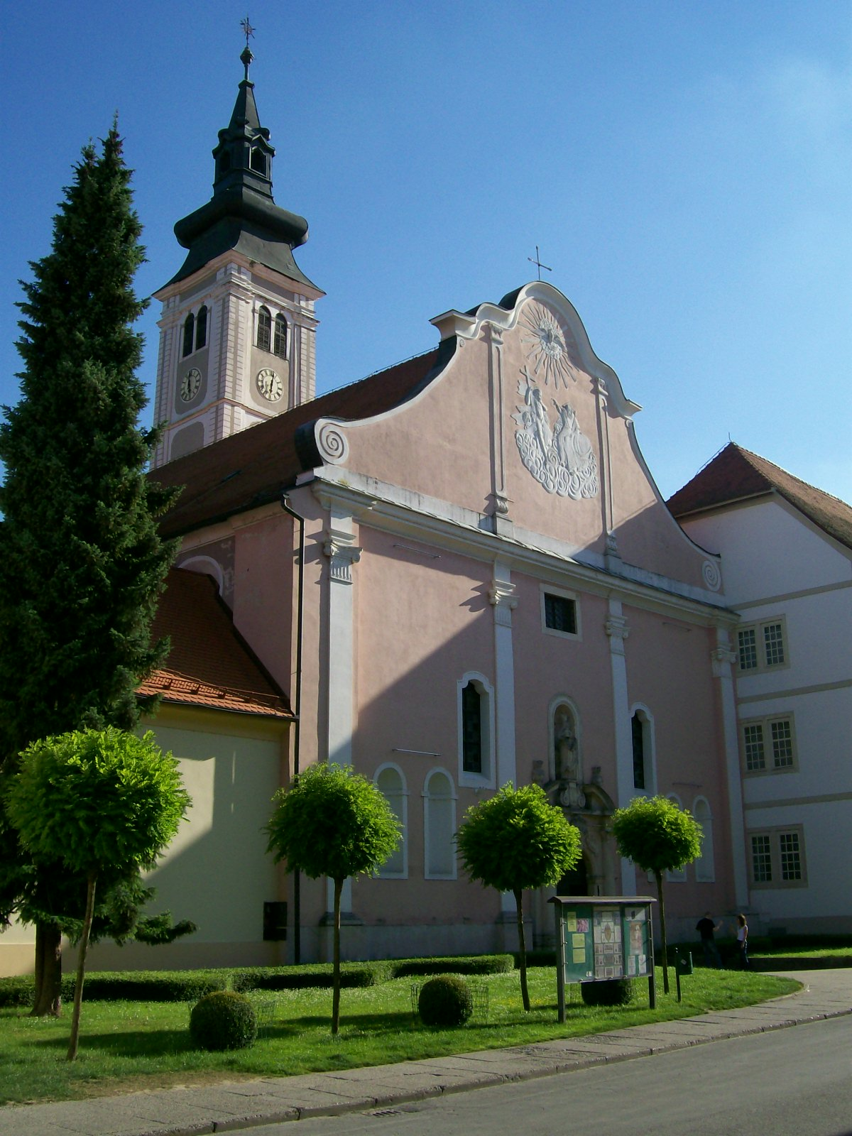 Cathedral Of The Assumption Of The Virgin Mary Varazdin Wikipedia