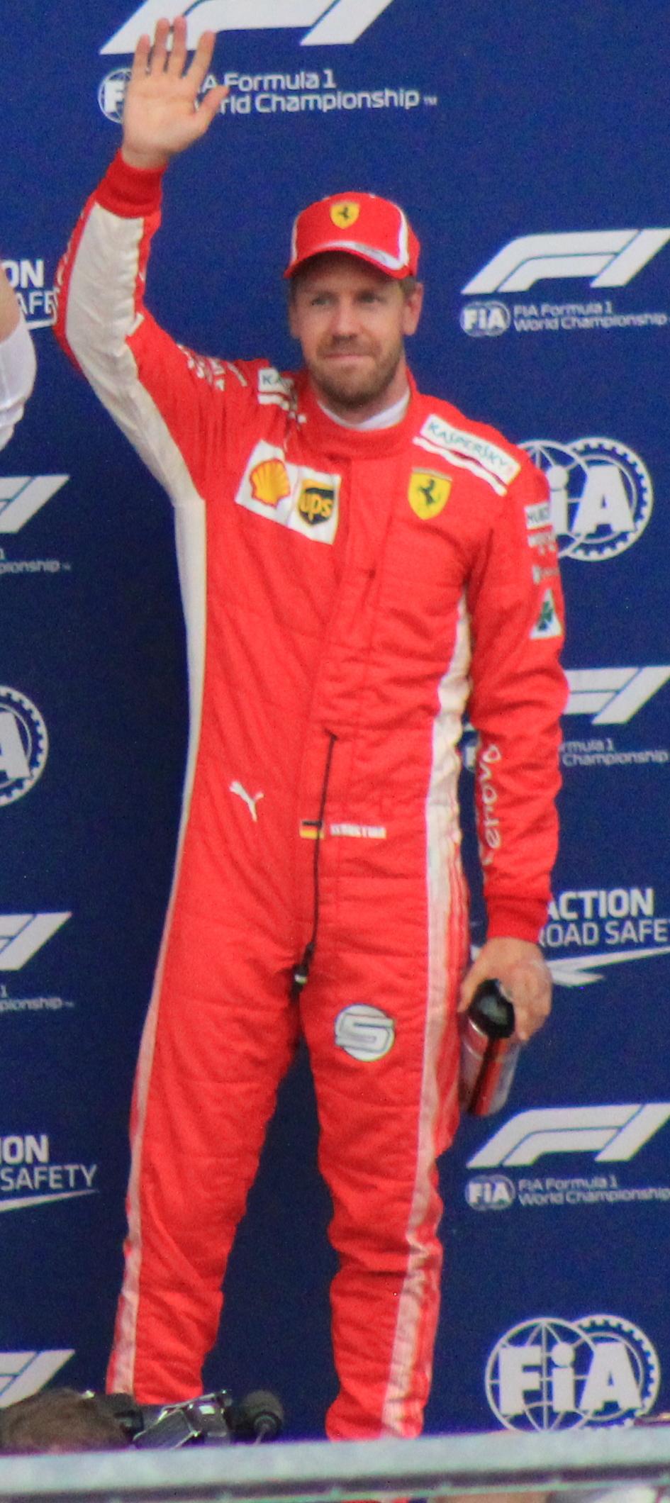 Vettel Wikipedia