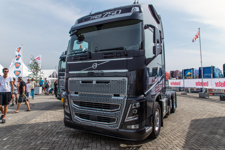 Filevolvo Fh Stand Volvo Truckstarfestival Assen 9406177913 Jpg