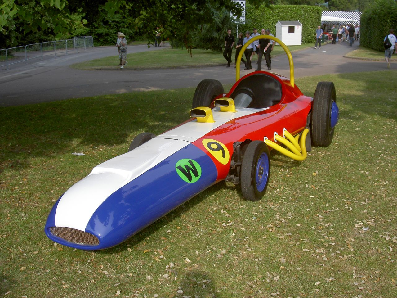 Wacky Races Cars Pictures