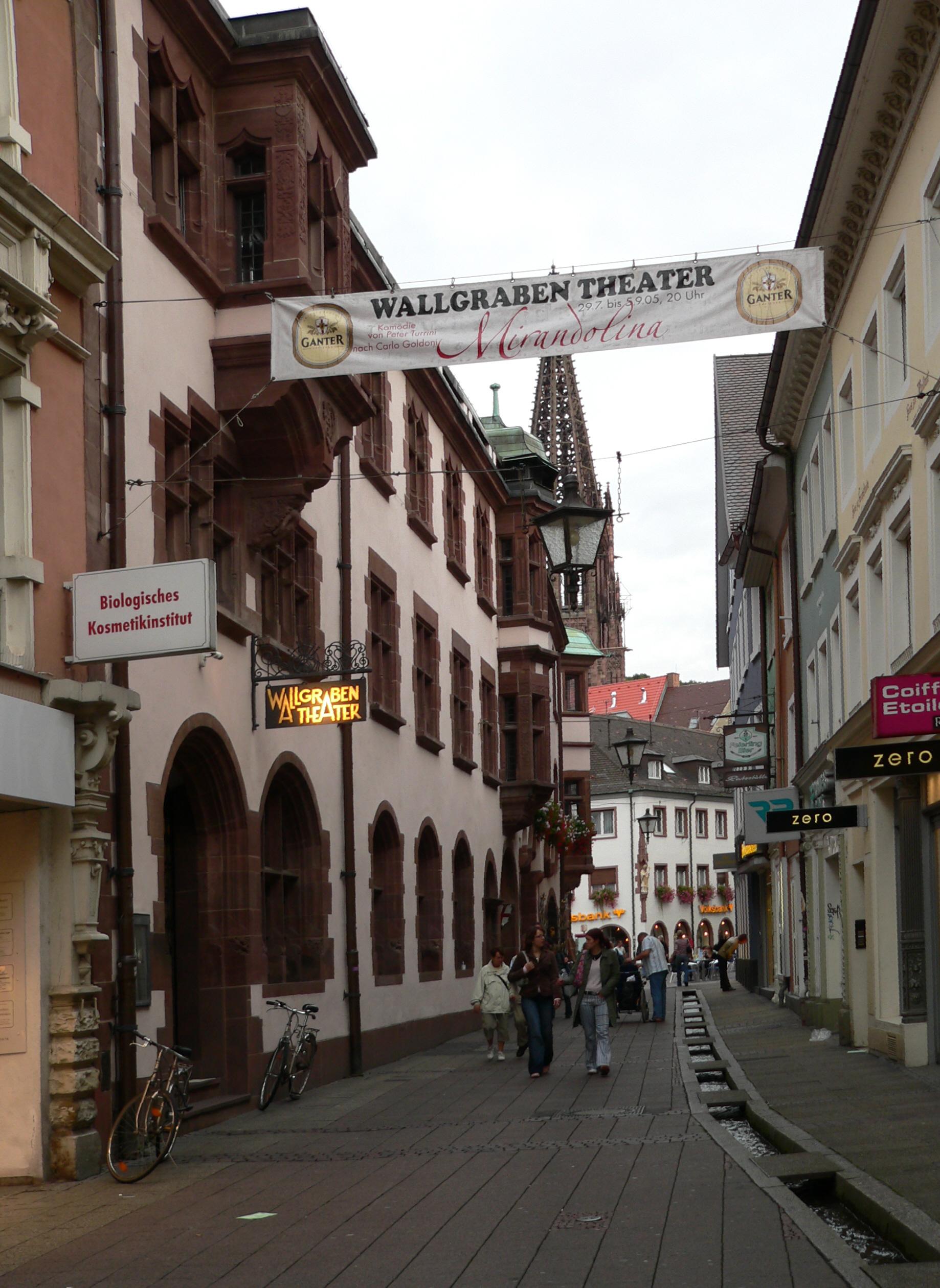 3a72a5cf94db02 Kultur und Freizeit. Stadttheater Freiburg