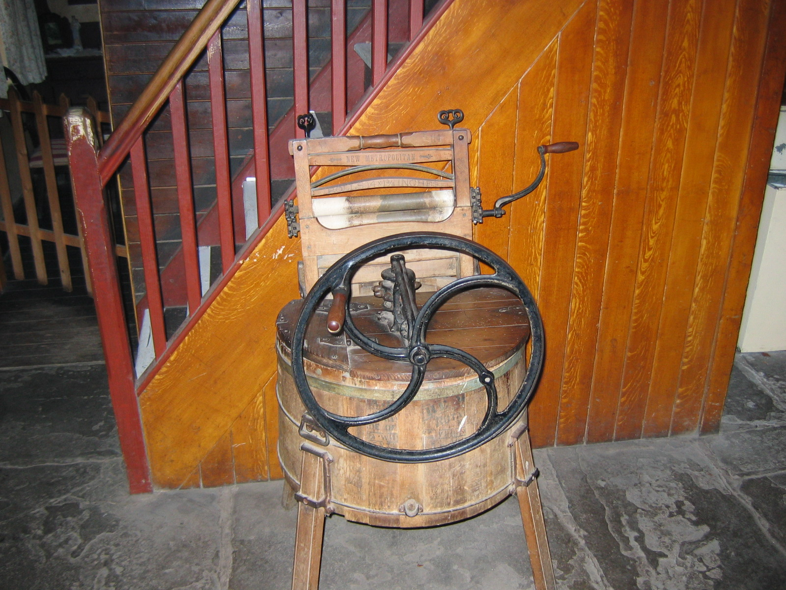 Thor washing machine - Wikipedia, the free encyclopedia