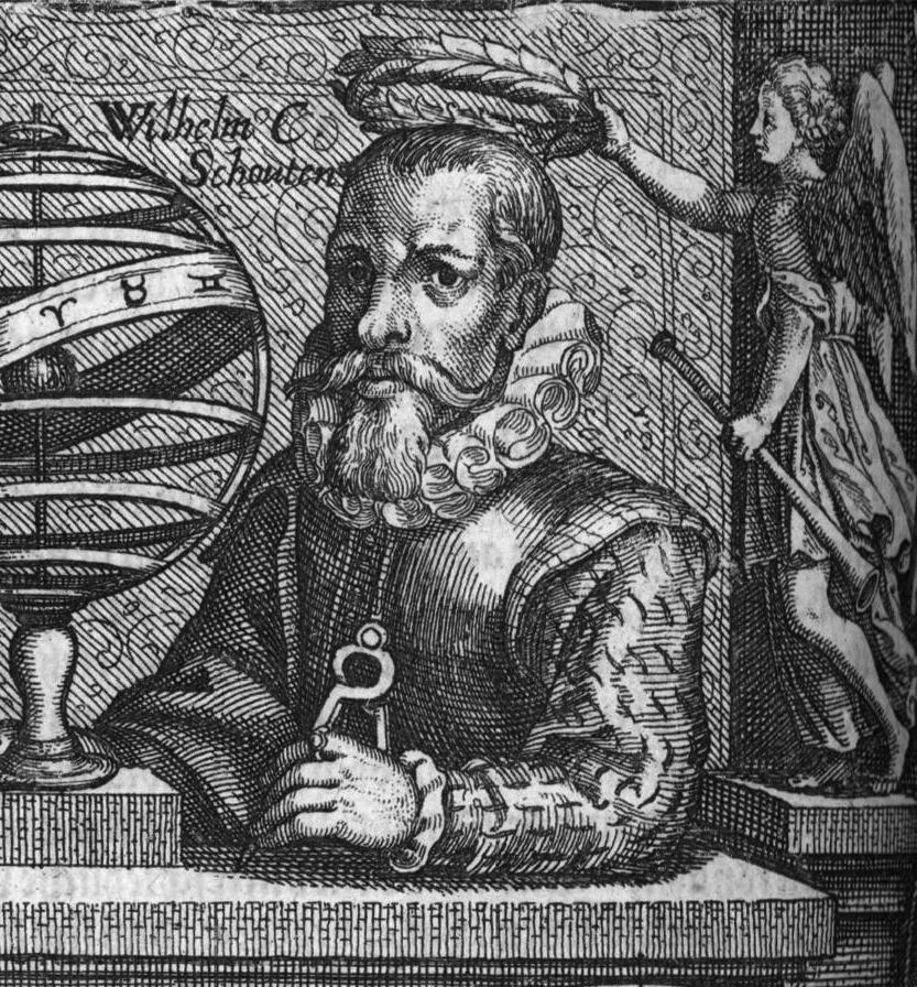 Willem Cornelisz Schouten