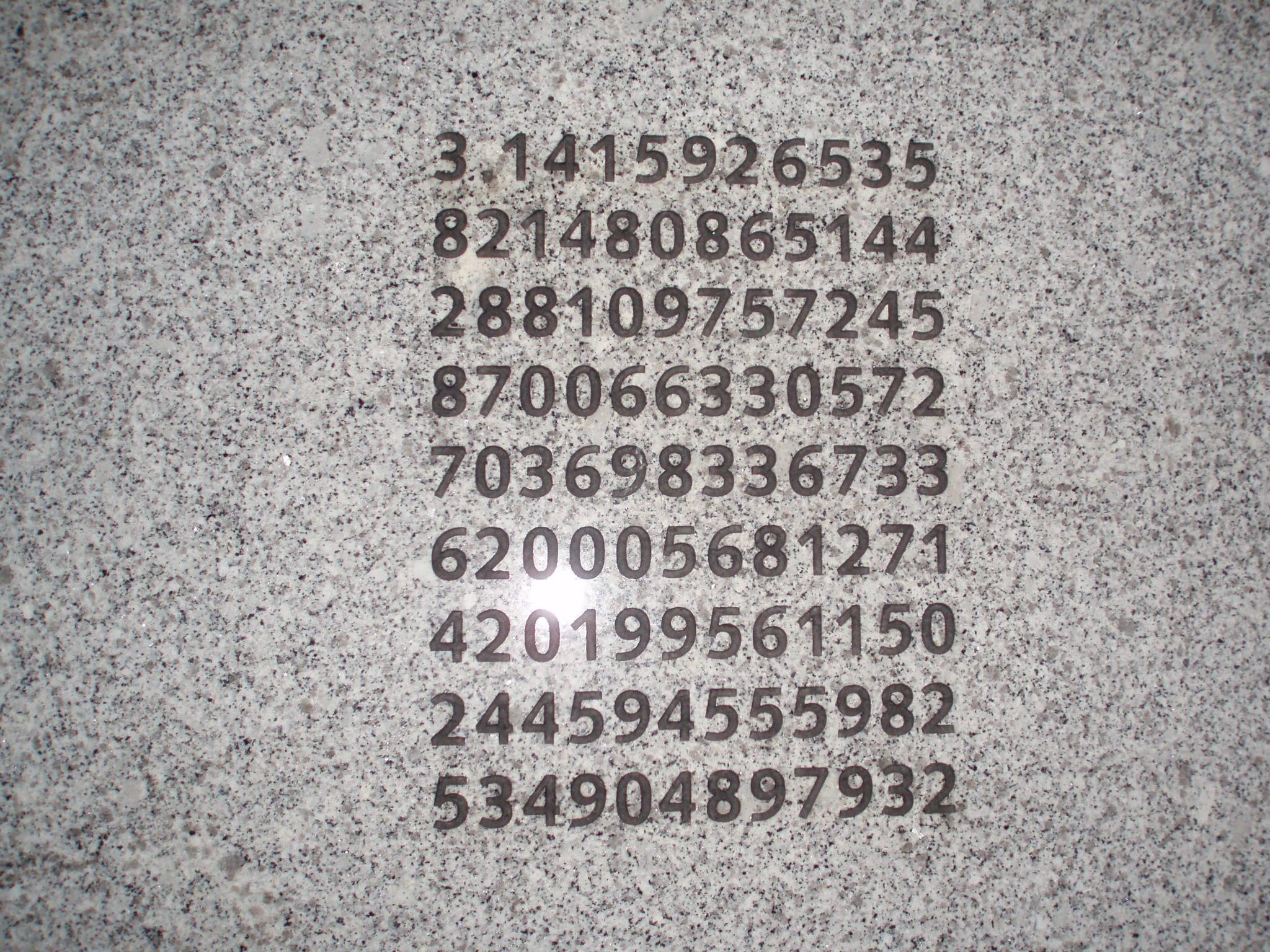 10 Million Digits Of Pi