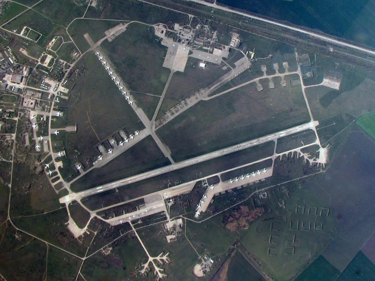 扎波羅熱國際機場