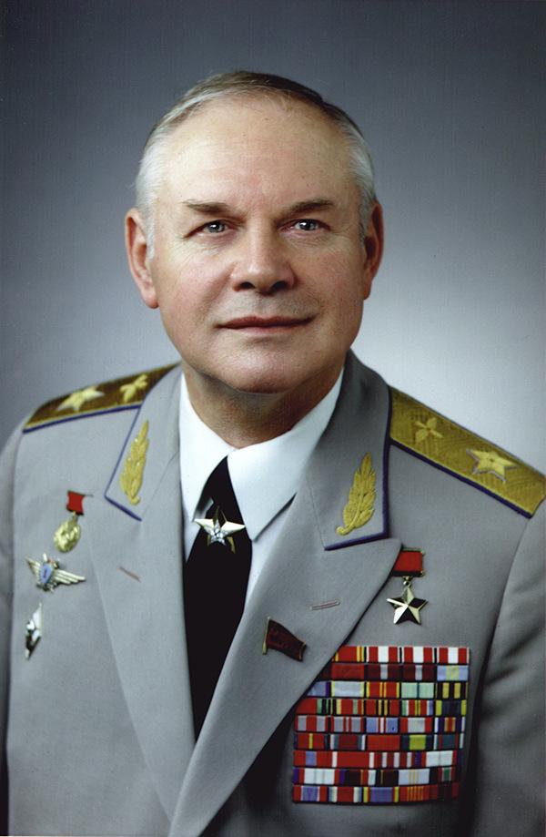 Маршал авиации силантьев фото