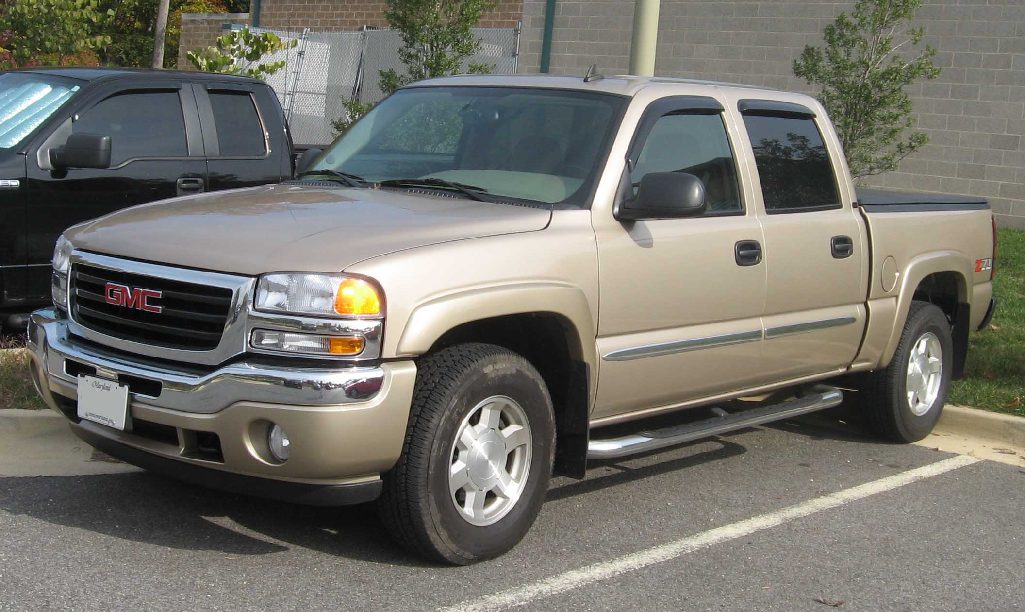 06 GMC Sierra