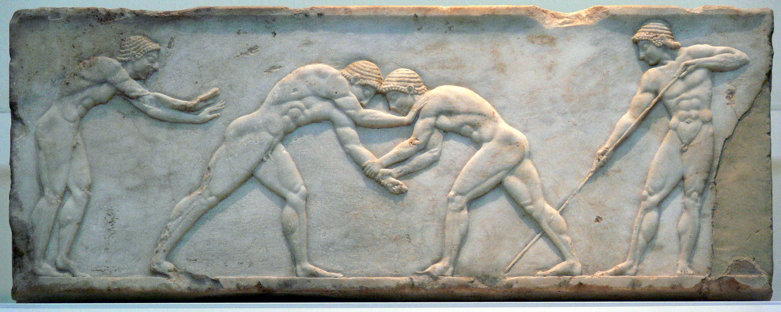 How Did The Ancient Greece Olympic Games Start And