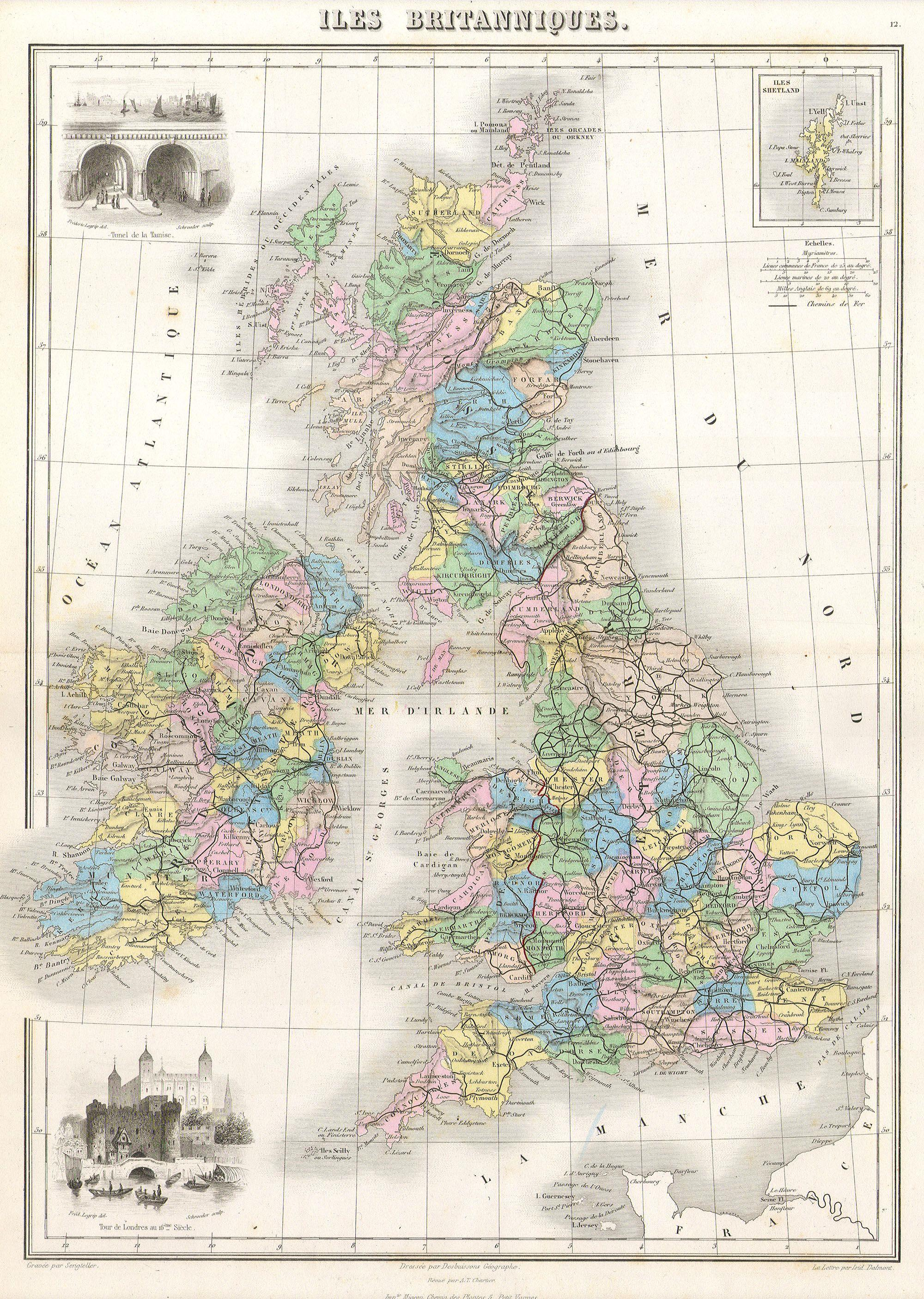 File 1878 Migeon Map Of The British Isles England Ireland
