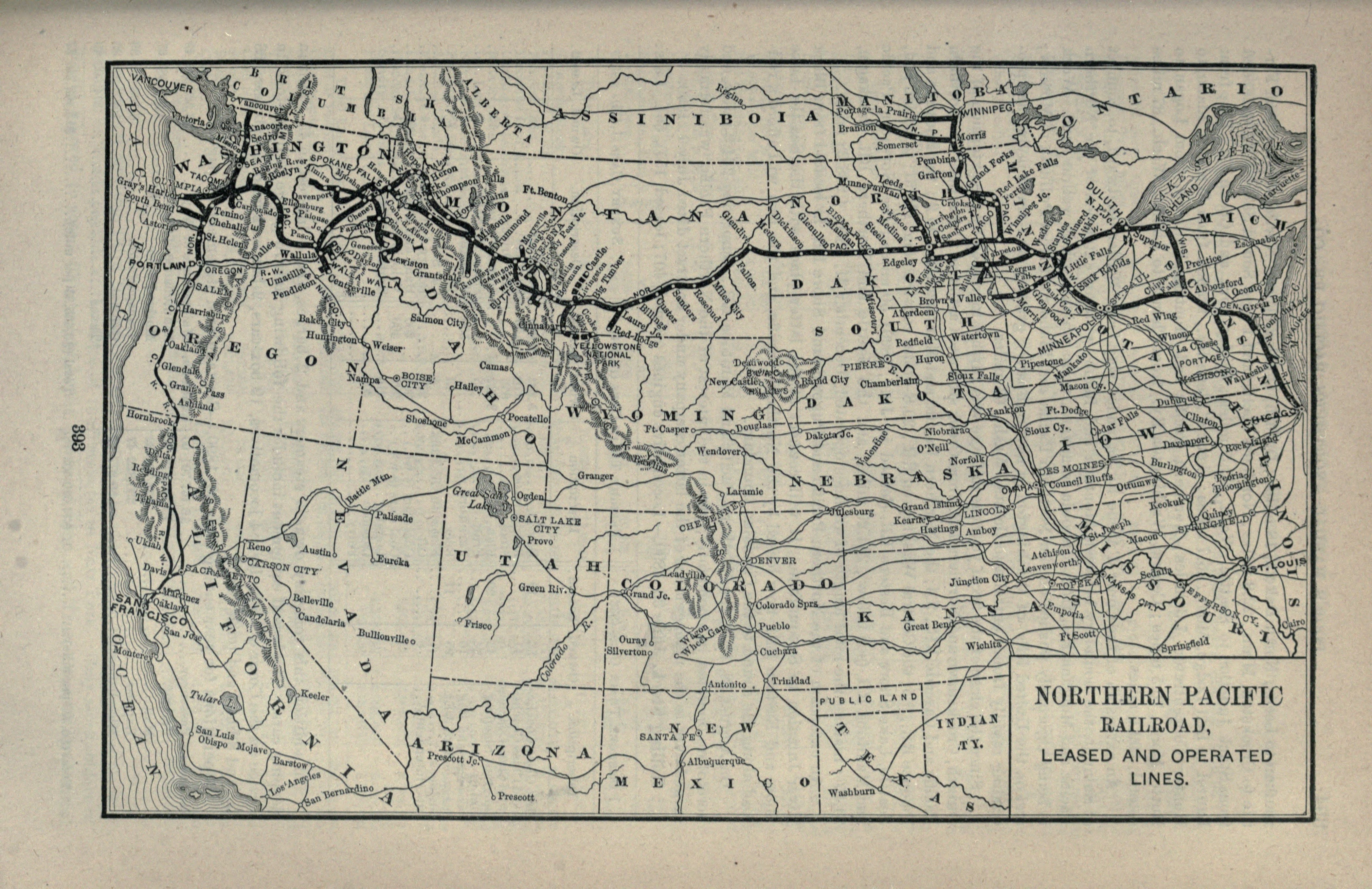us mexico map with File 1891 Poor's Northern Pacific Railroad on Geronimotrail besides Red Rock Canyon Loop additionally Sadasystems also Bbva Ban er Tower D091215 Drmg2 likewise Nicaragua.