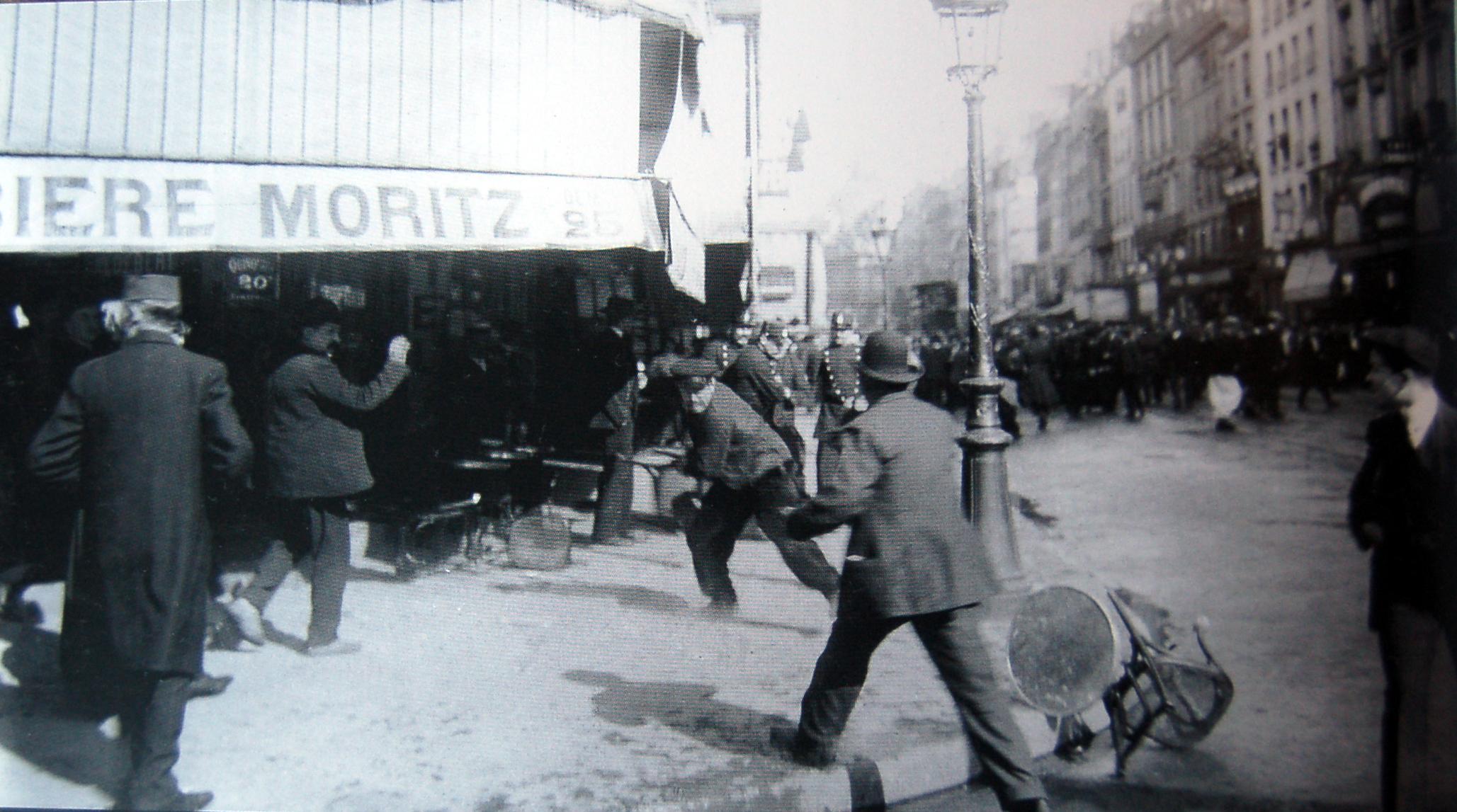 [Compte-rendu] Stéphane Sirot, La grève en France. Une histoire sociale (XIXème-XXème siècle), 2002
