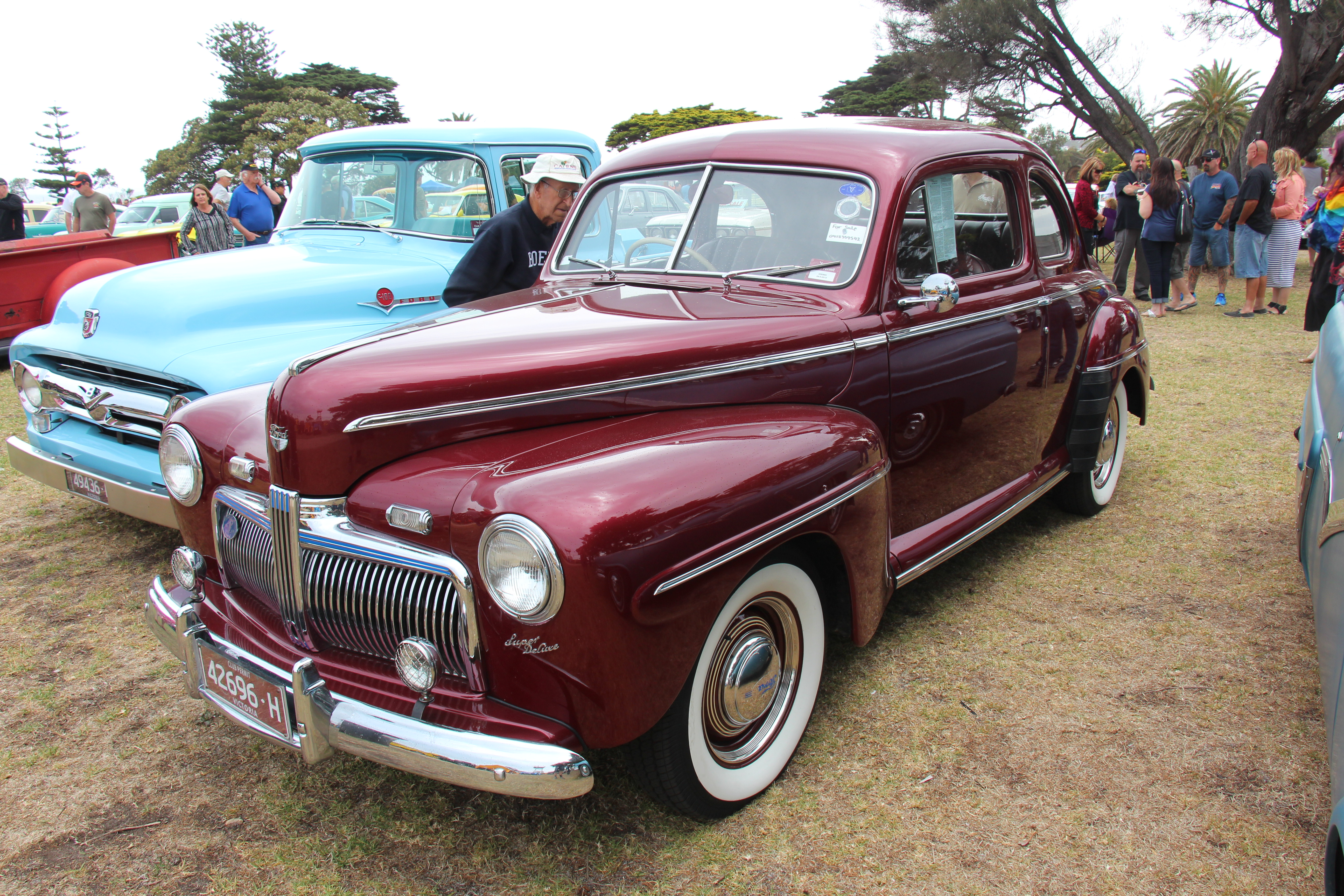 File 1942 Ford Super Deluxe Coupe 16021516569 Jpg Wikimedia