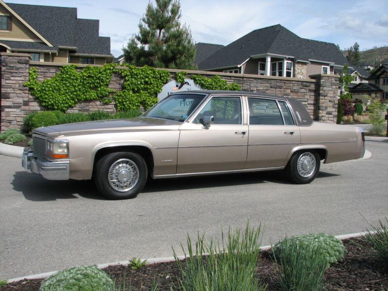 File:1981 Cadillac Sedan Deville D'elegance left.jpg - Wikimedia ...