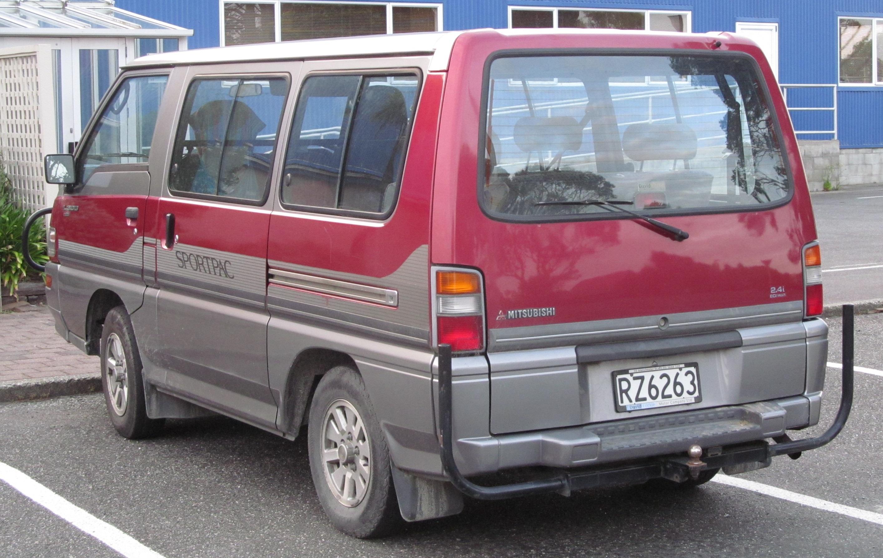 File:1993 Mitsubishi L300 Sportpac (New Zealand).jpg
