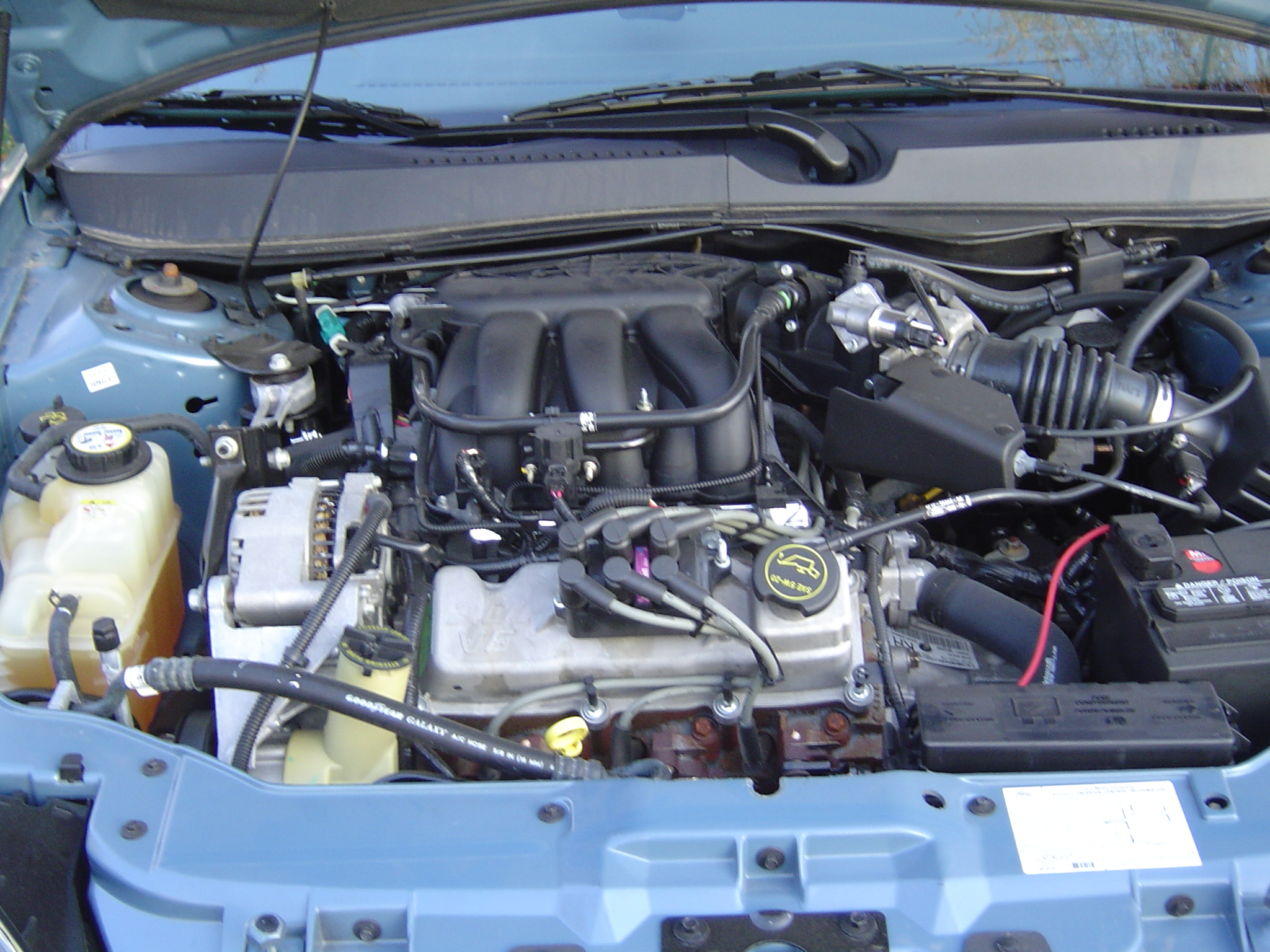 Vulcan Engine.. Any Good? - Engine & Drivetrain - Taurus ...