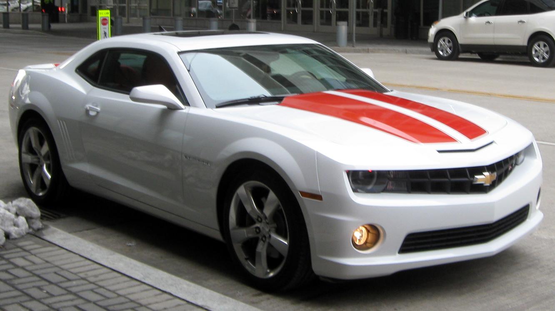 Chevrolet Camaro un Autaso