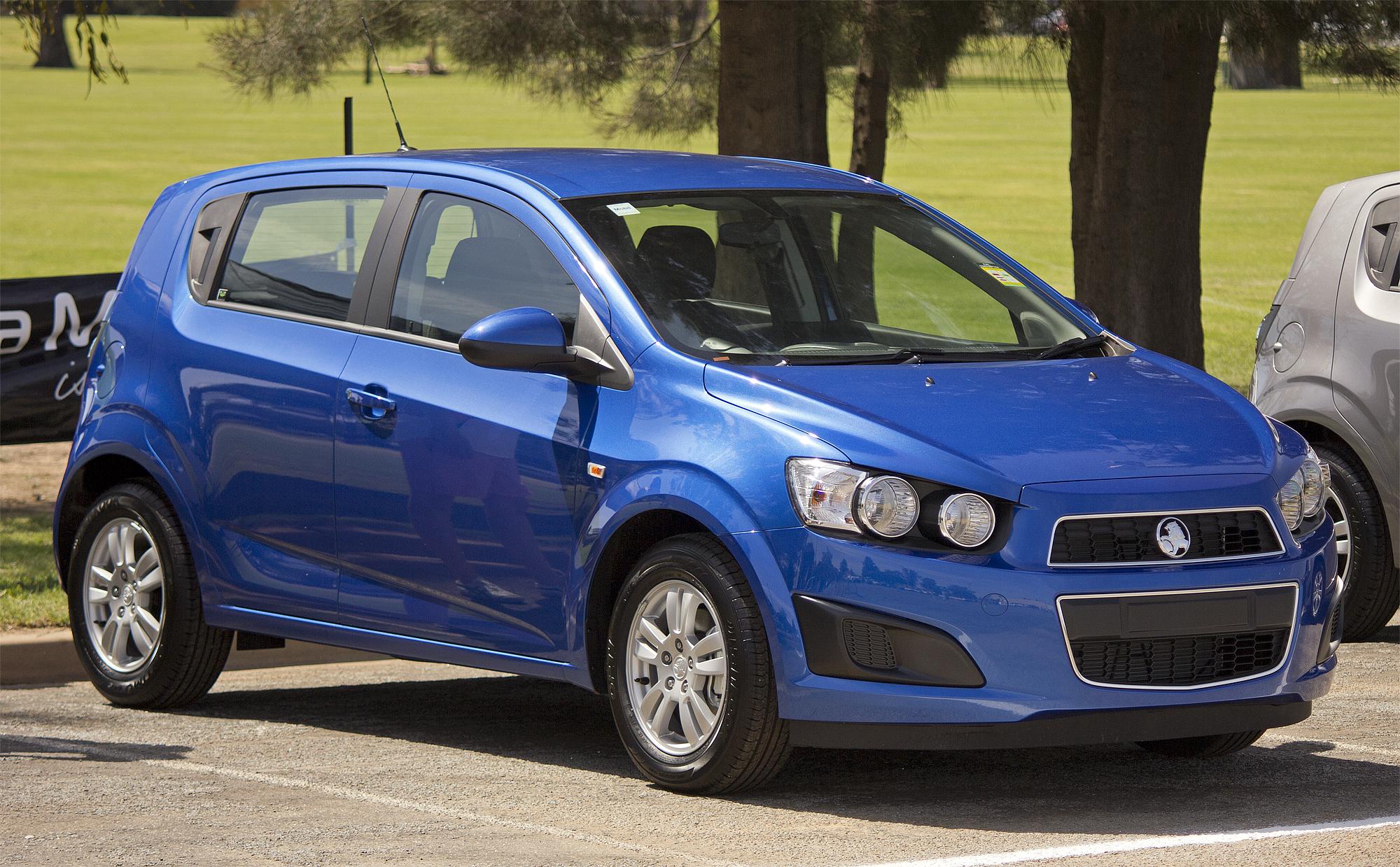 Holden Barina Wikiwand
