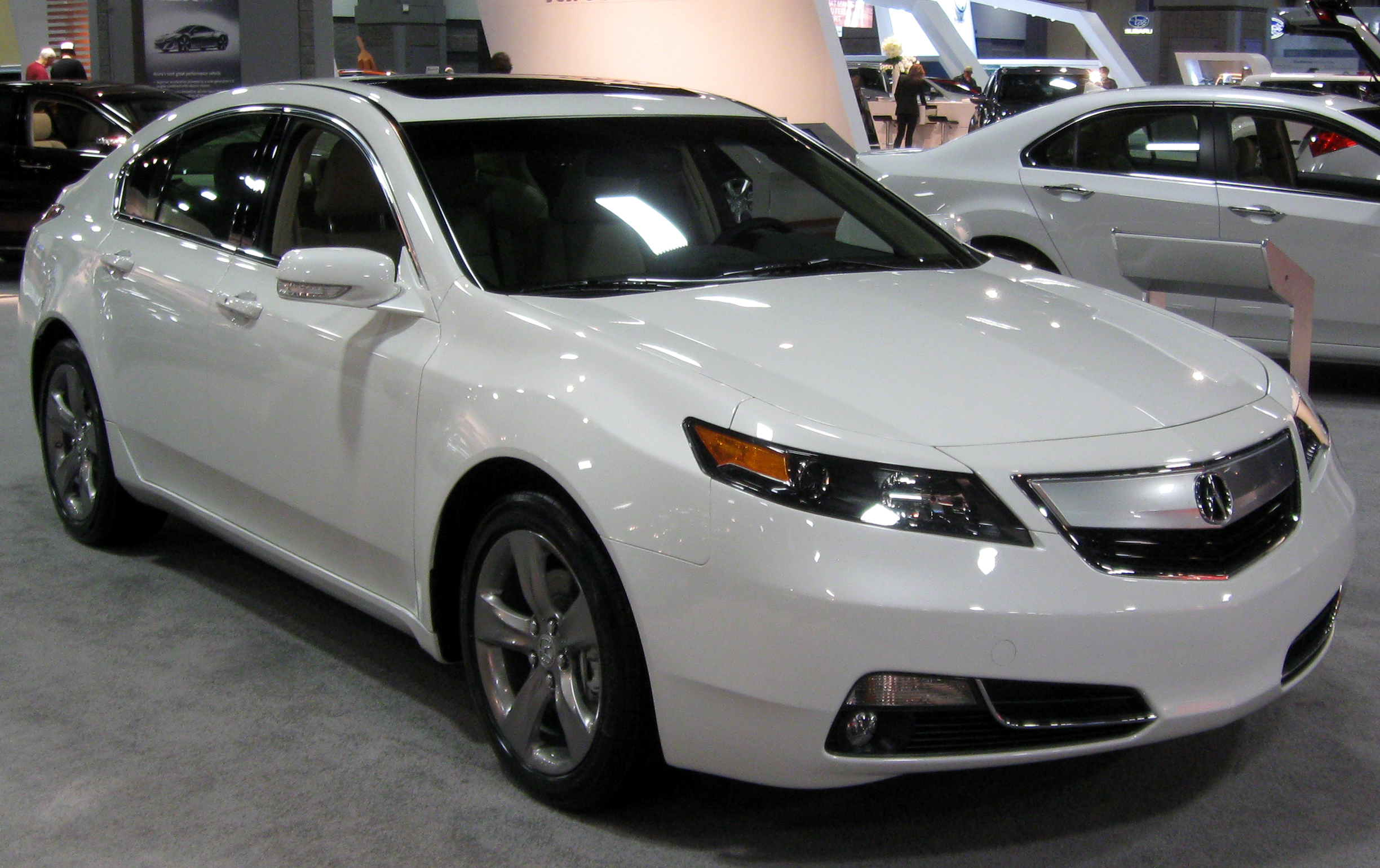 File 2012 Acura Tl 2012 Dc Jpg Wikimedia Commons