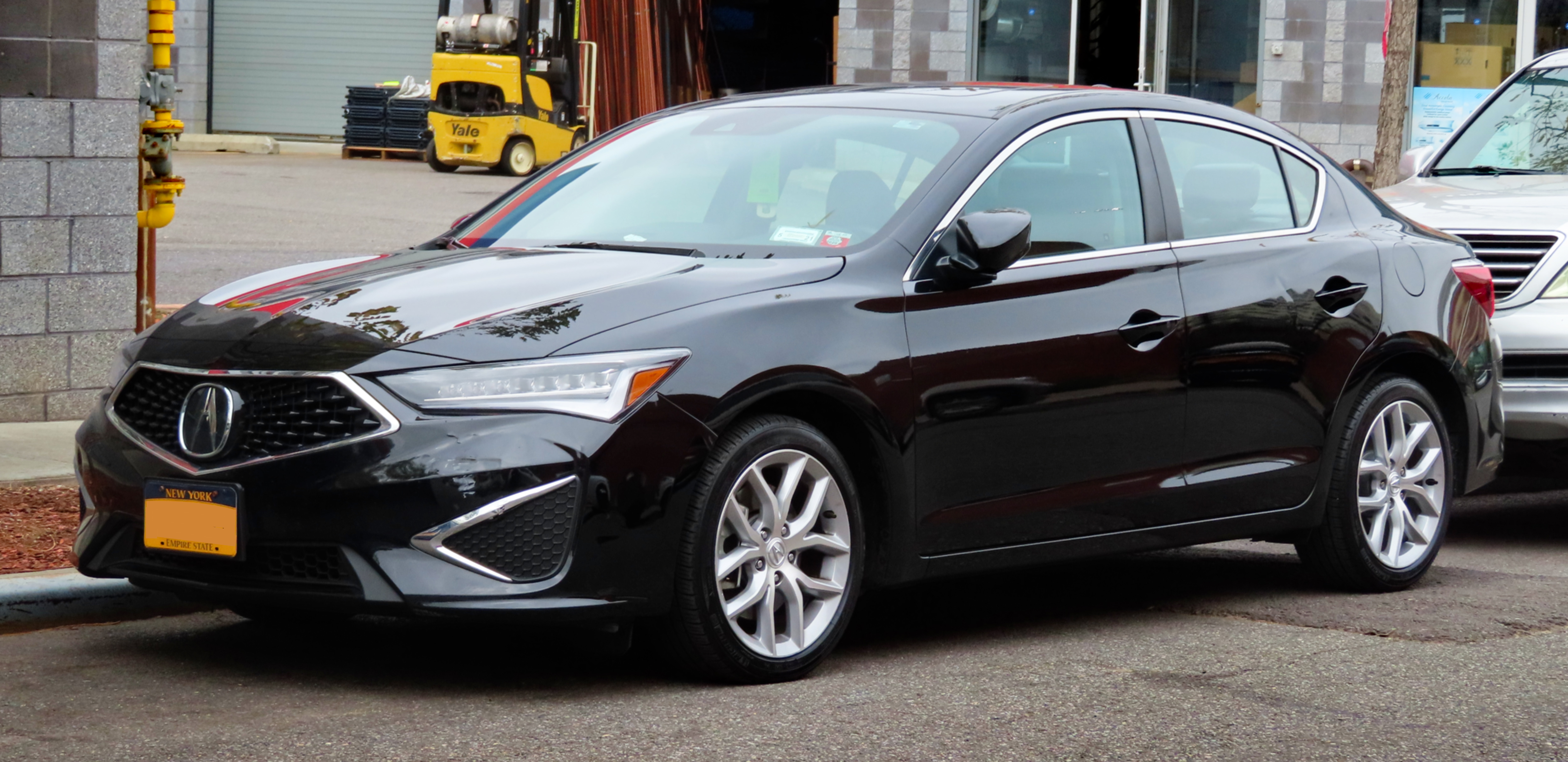 File:2019 Acura ILX 2.4L Base, Front 10.11.19.jpg