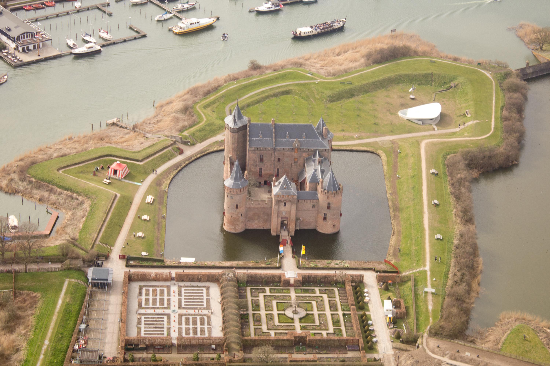 Muiderslot: één van de beroemdste kastelen in Nederland