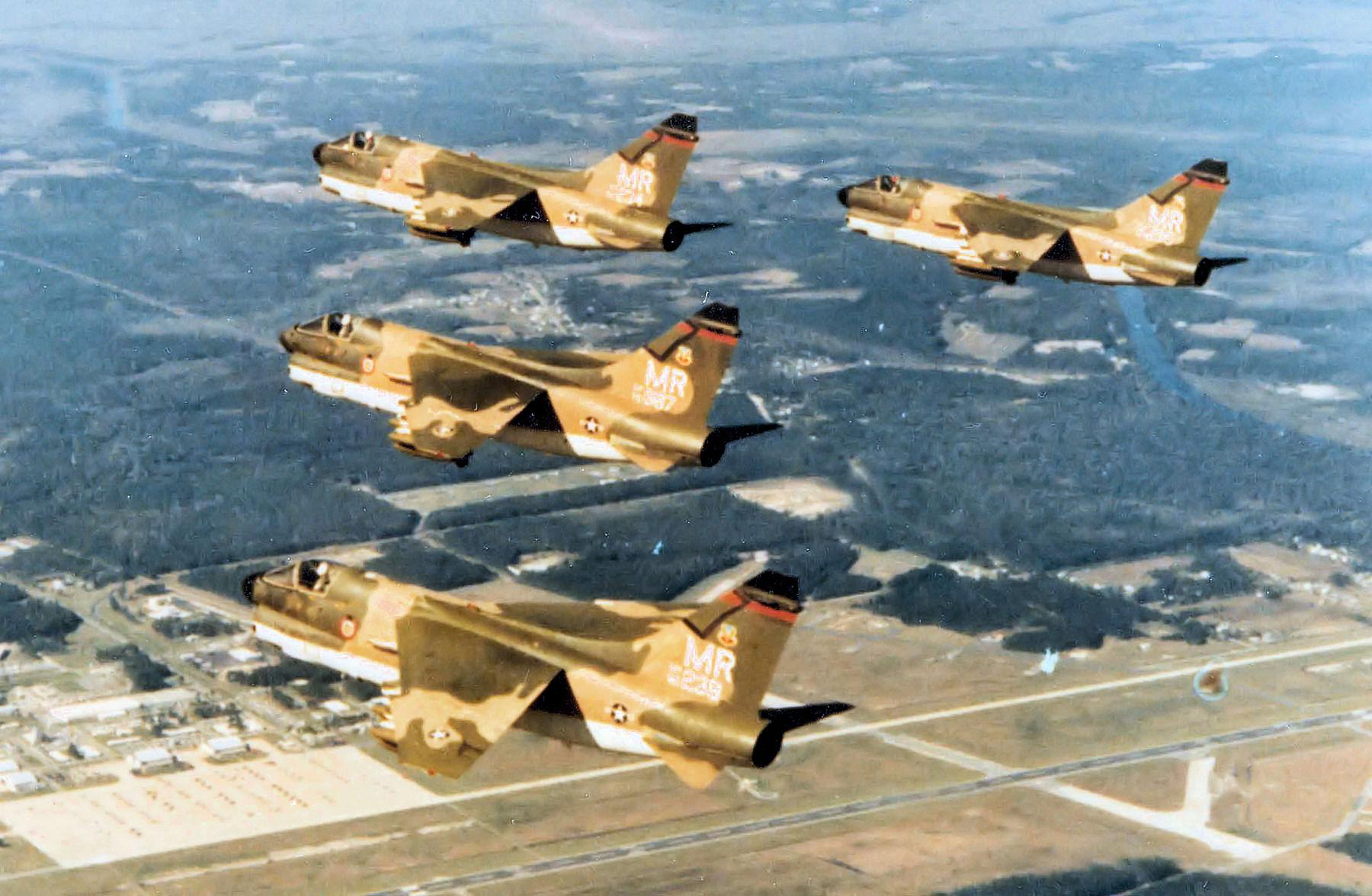 Myrtle Beach Air Force Base Location
