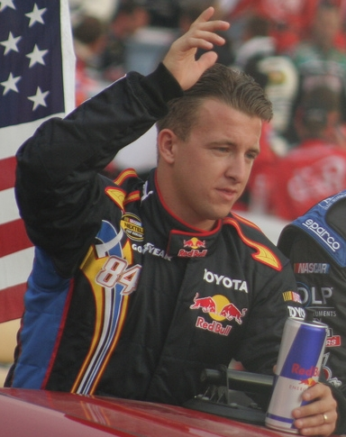 AJ Allmendinger pompadour haircuts Cool Oct 22, 2010