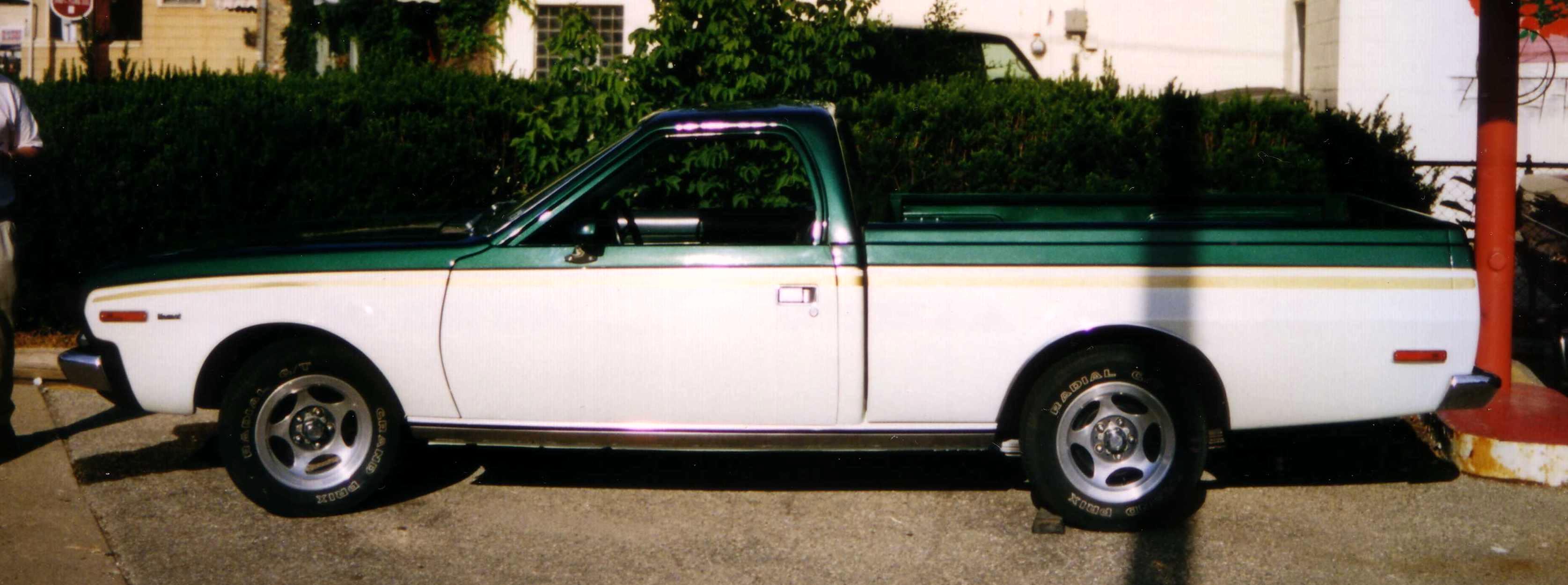 1970 amc cowboy pickup archive el camino central forum 1970 amc cowboy pickup archive el camino central forum chevrolet el camino forums