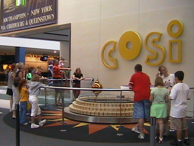 Center of science and industry columbus ohio coupons