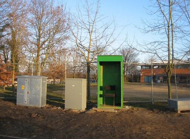 file a small green hut. Black Bedroom Furniture Sets. Home Design Ideas