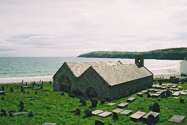 Aberdaron church - geograph.org.uk - 13372.jpg