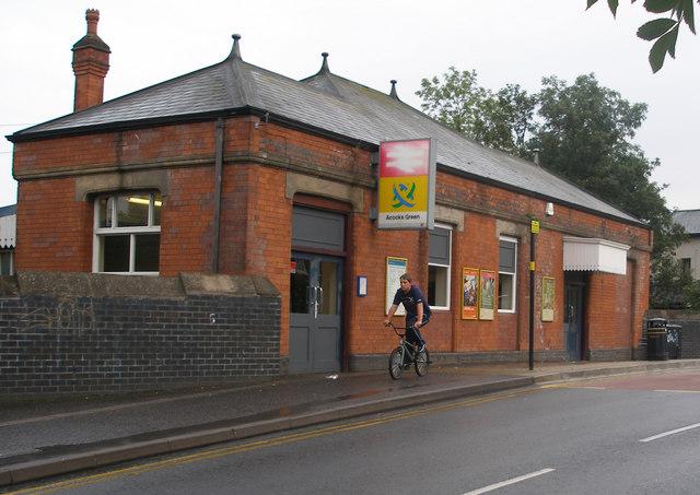 Acocks Green Railway Station Wikipedia