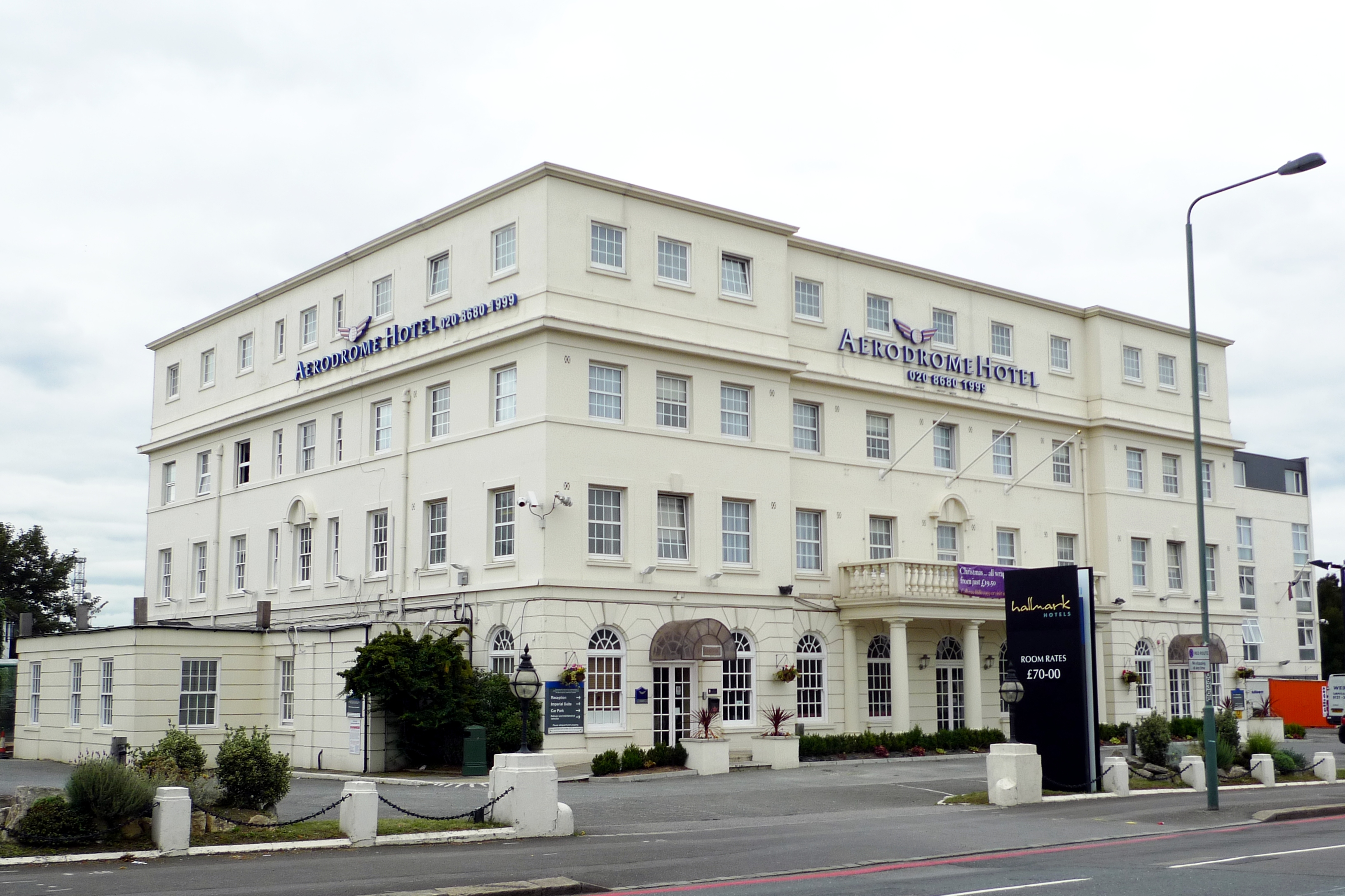 Croydon Park Hotel Croydon Vereinigtes Konigreich