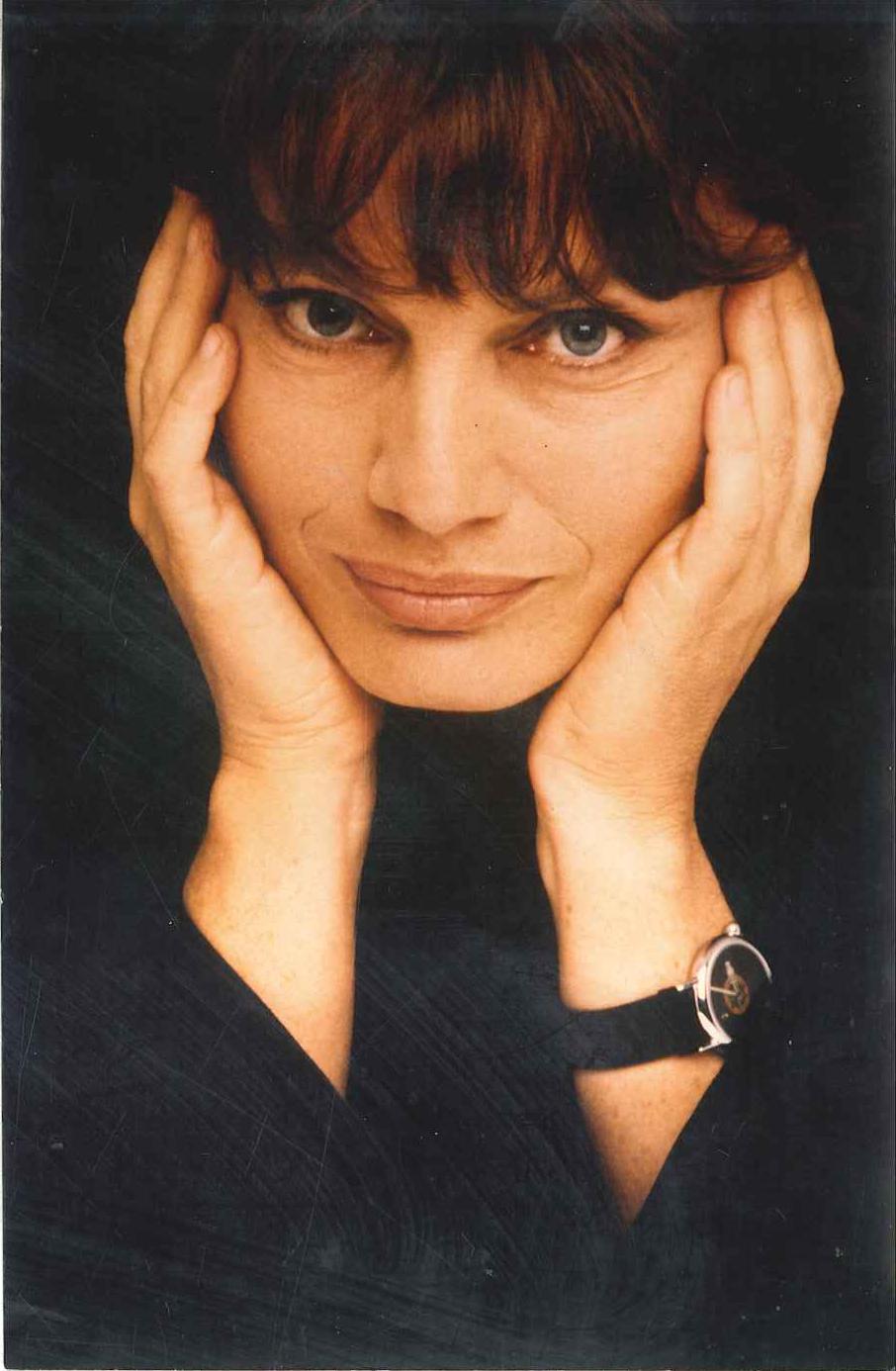 Portrait of Agnès Rosenstiehl
