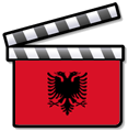 Albania film clapperboard.png