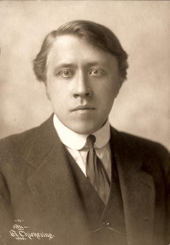 André Caplet in 1910