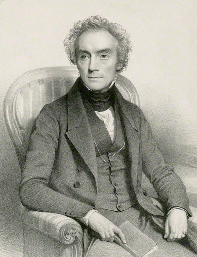 Archibald Billing by [[Charles Baugniet