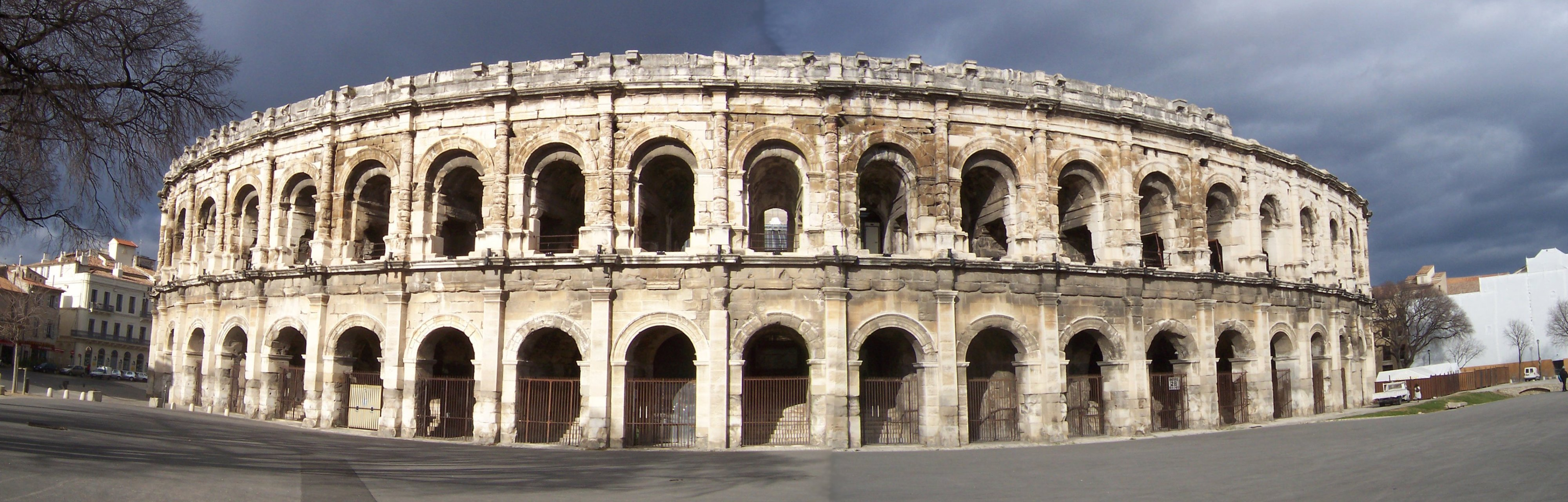 4 of the all time best sites for roman ruins outside of. Black Bedroom Furniture Sets. Home Design Ideas