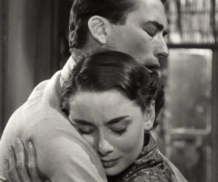 Fileaudrey Hepburn Gregory Peck In Roman Holiday Trailerg