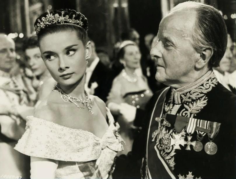 Fileaudrey Hepburn Harcourt Williams In Roman Holidayg
