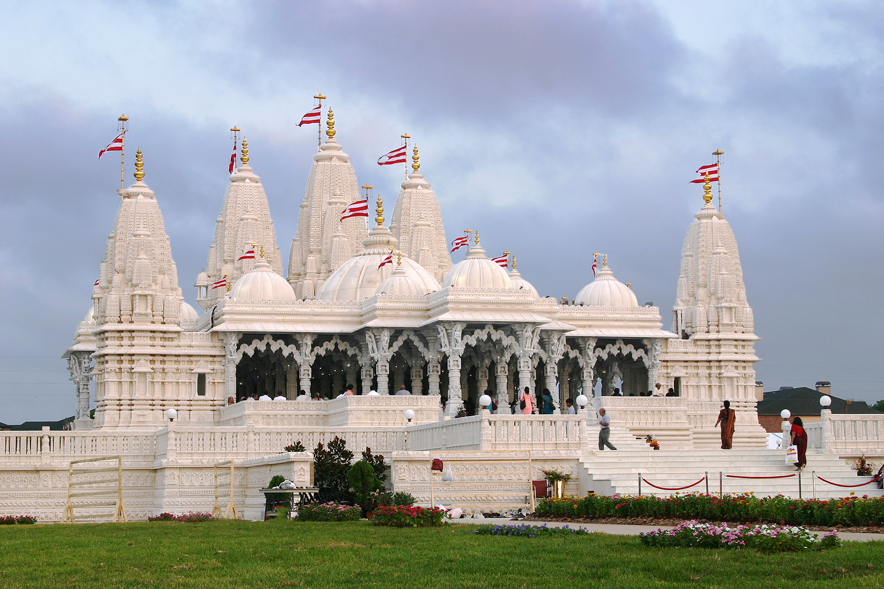 Hindu Temple Visit Reflection Essay