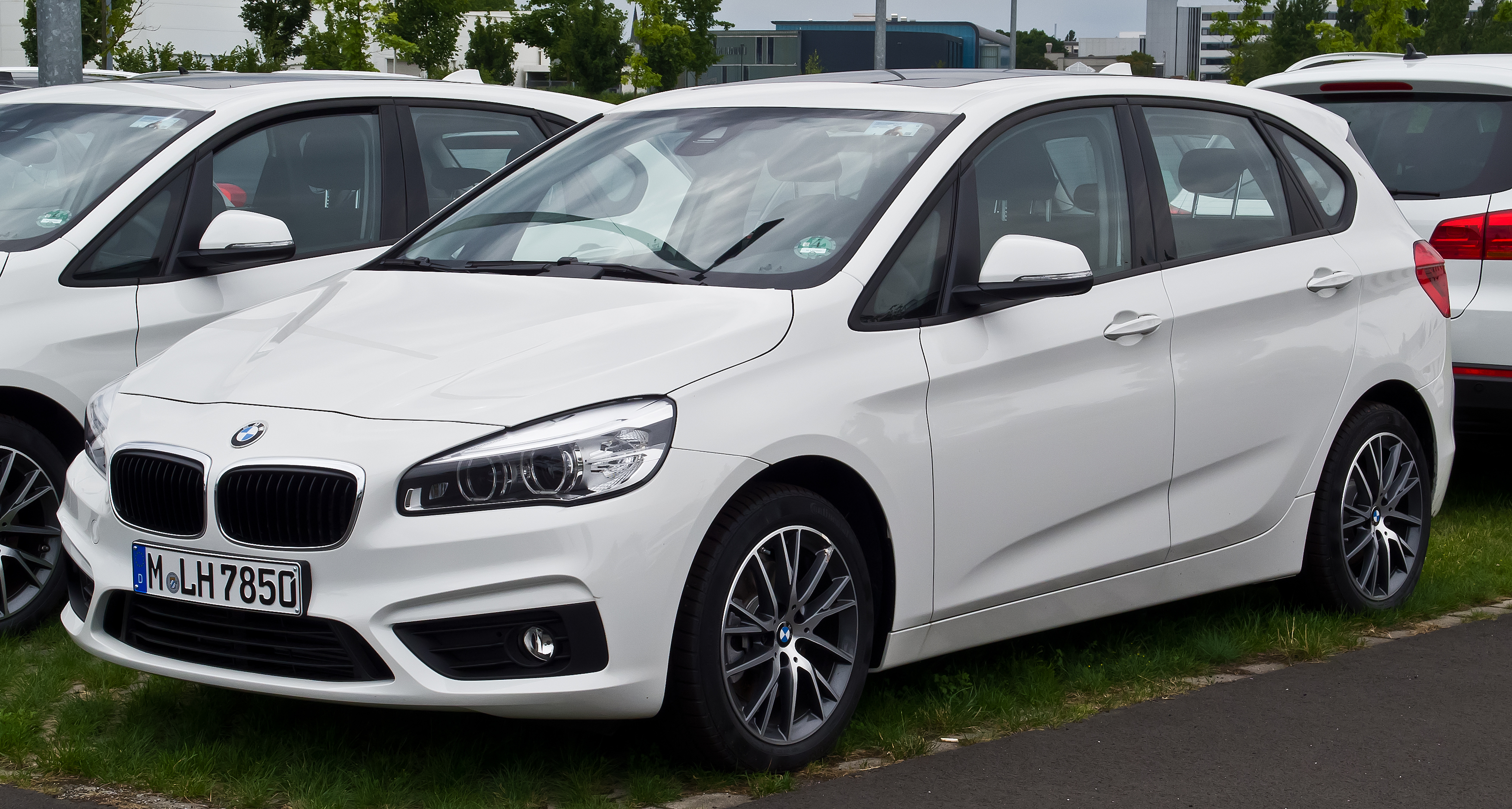 Bmw Serii 2 Active Tourer Wikipedia Wolna Encyklopedia
