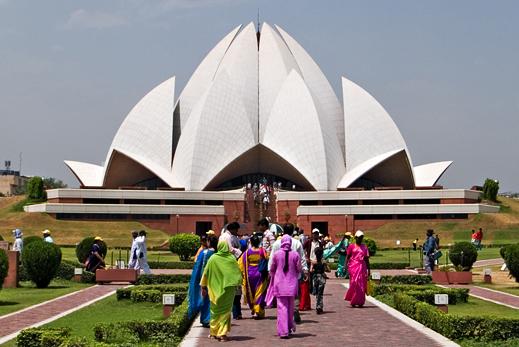 """""""Lotus Temple Delhi"""""""