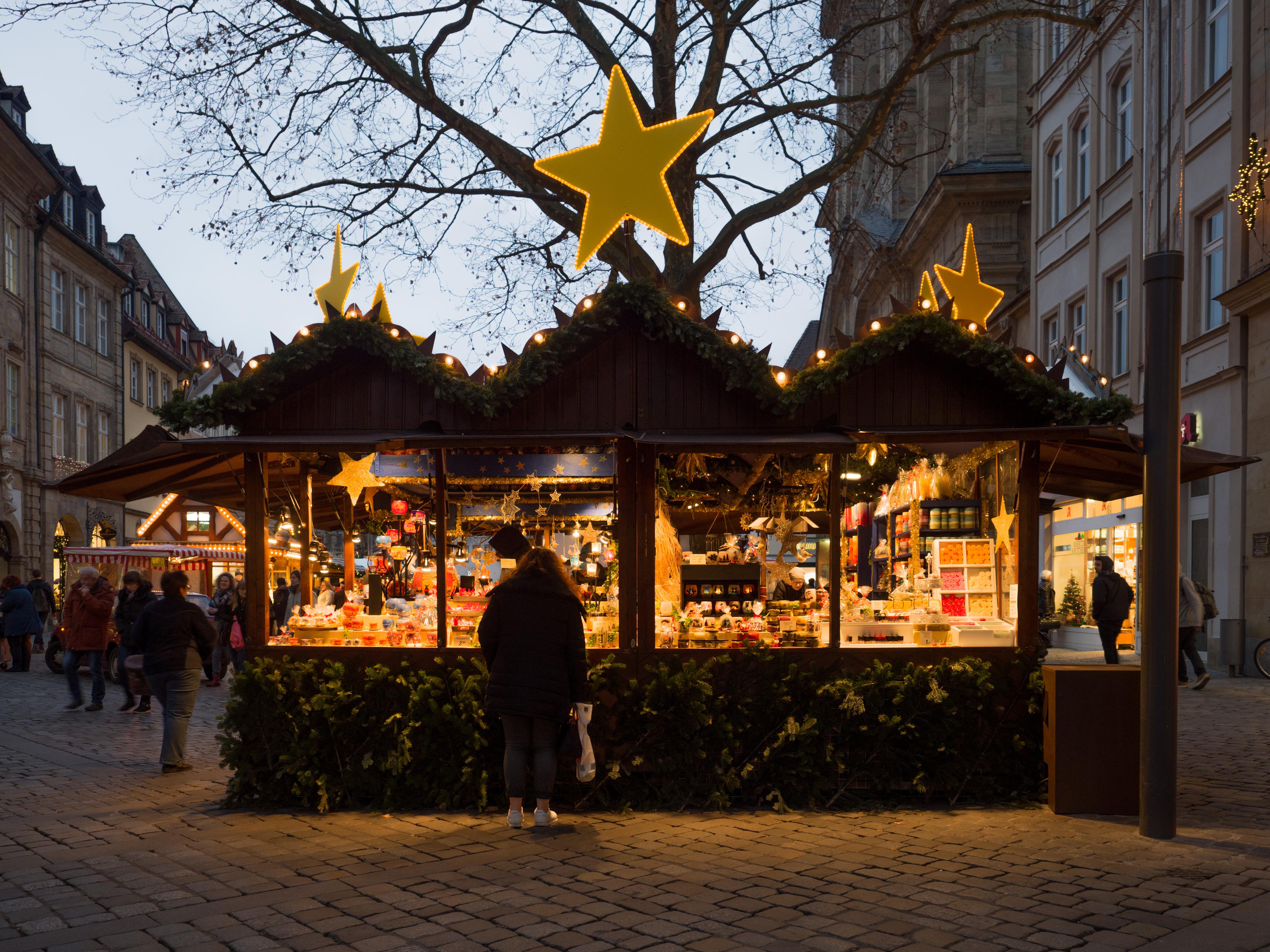 Bamberg Weihnachtsmarkt.File Bamberg Weihnachtsmarkt Pc150070 Jpg Wikimedia Commons