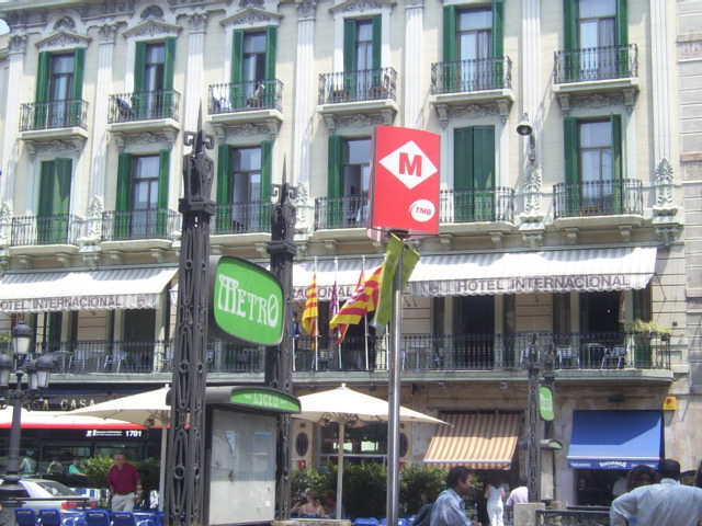 pdf file of barcelona metro