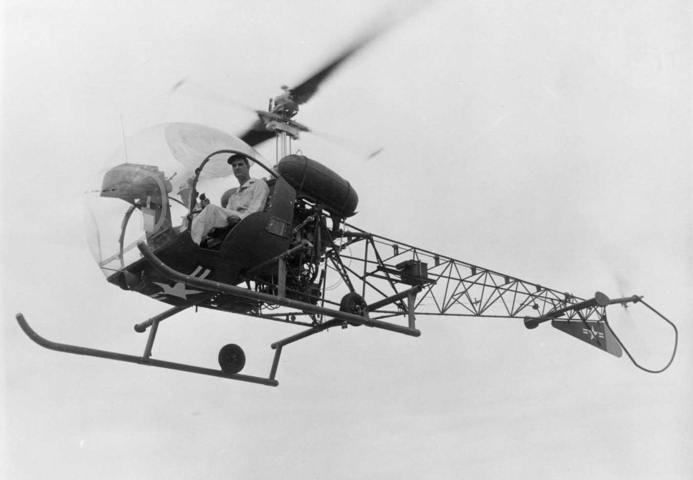 Bell 47 - Wikipedia, la enciclopedia libre