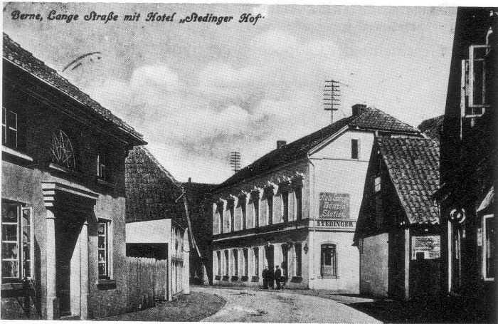 Hotel Oldenburger Hof Birkenfeld